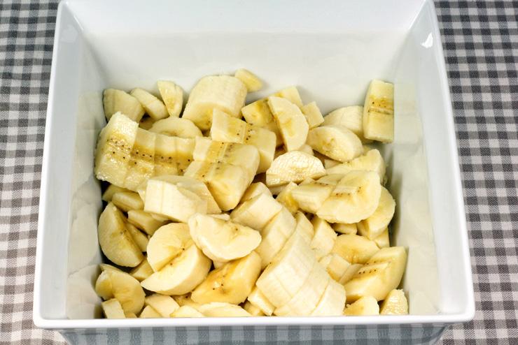 Kefir Bananen Ananas Dessert - ein selbstgemachter Traum mit Milchkefir - Die Banane