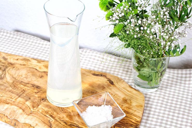 Green Cream Kefir Drink mit viel Obst und Gemüse– ein super bunter Start in den Tag - Wasserkefir
