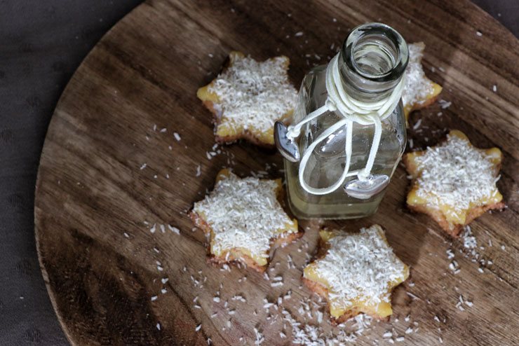 water kefir cookies - a sweet summery temptation - main picture