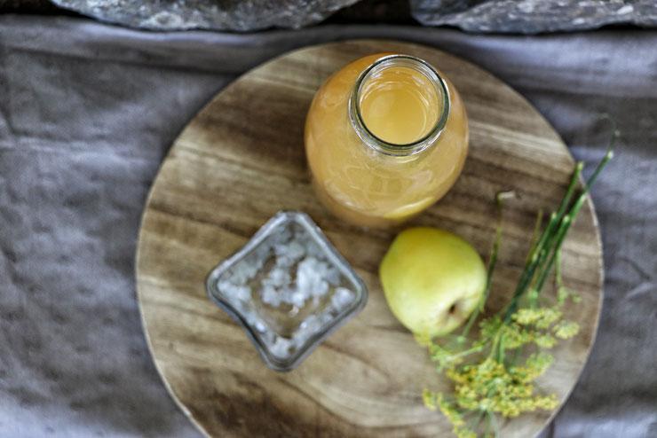 Säfte fermentieren mit Wasserkefir – leckere Kefirlimonade selber machen - Hauptbild