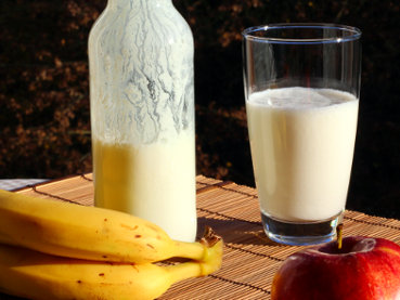 How to easy produce Kefir at home? Brewing Milk Kefir easy - Is Kefir healthy? - Guarantee of success -   guidance and tutorial for free Milk Kefir starter kit