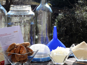 Water kefir starter kit - Just click here