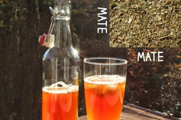 3 L Organic Kombucha drink (3x1 litre) [MATE] not heated