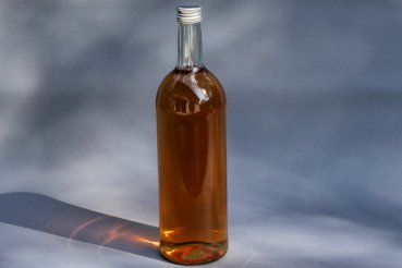 1 liter of organic apple cider vinegar unpasteurized, unfiltered & naturally cloudy