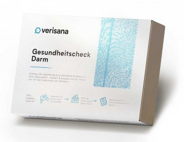 Complete intestinal flora analysis | Gut microbiome stool test | Gut Health Check PLUS | Verisana