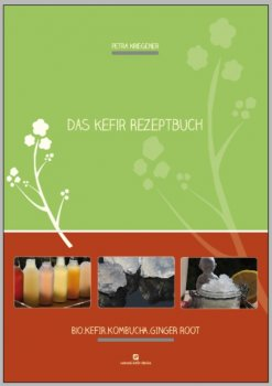 Wonderful 50-page Water Kefir recipe e-book with the best recipes (German version)