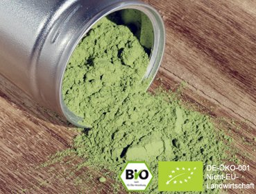 Japan Original BIO Matcha, 30g Dose - Grüntee in Pulverform