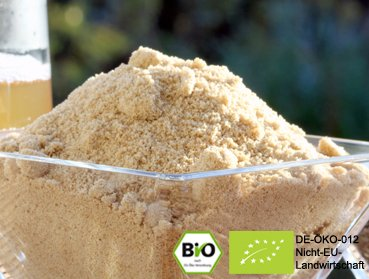 2 Kg Organic whole cane sugar - perfect for Kombucha and Water Kefir