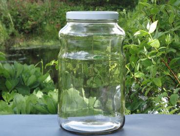 einweckglas 2 65 liter natural kefir drinks. Black Bedroom Furniture Sets. Home Design Ideas