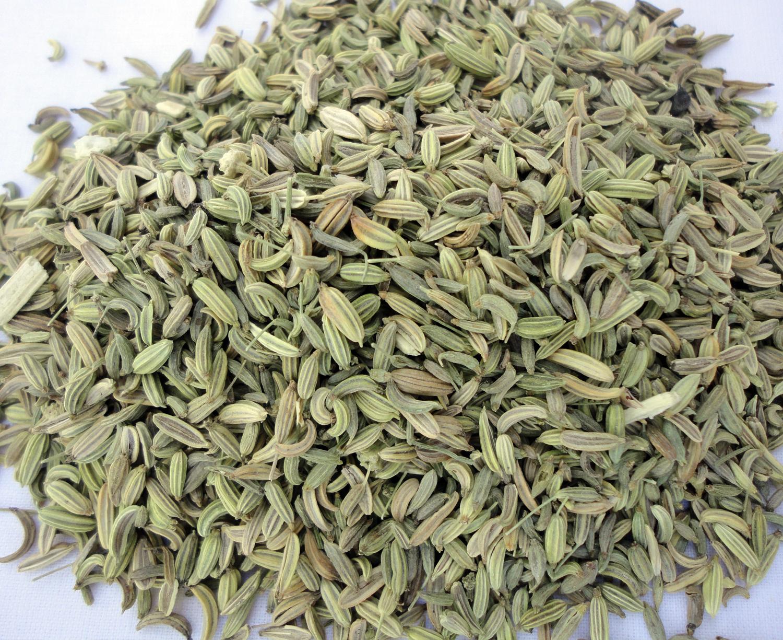 fresh fennel tea