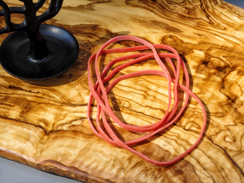 5 gummiringe zur befestigung von t chern auf g rgef en f r selbst gemachten kefir wasserkefir. Black Bedroom Furniture Sets. Home Design Ideas
