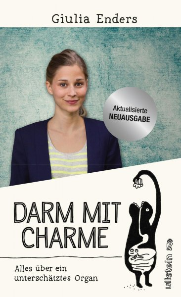 Do you want important information about Digestion. Here you can buy the book Darm mit Charme von Giulia Enders